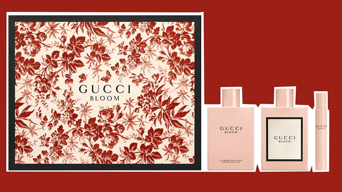 Best friend gifts Gucci Bloom set