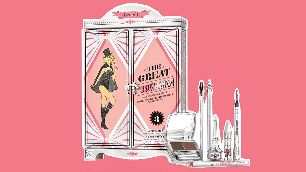 best friend gifts Benefit Great Browanza Box