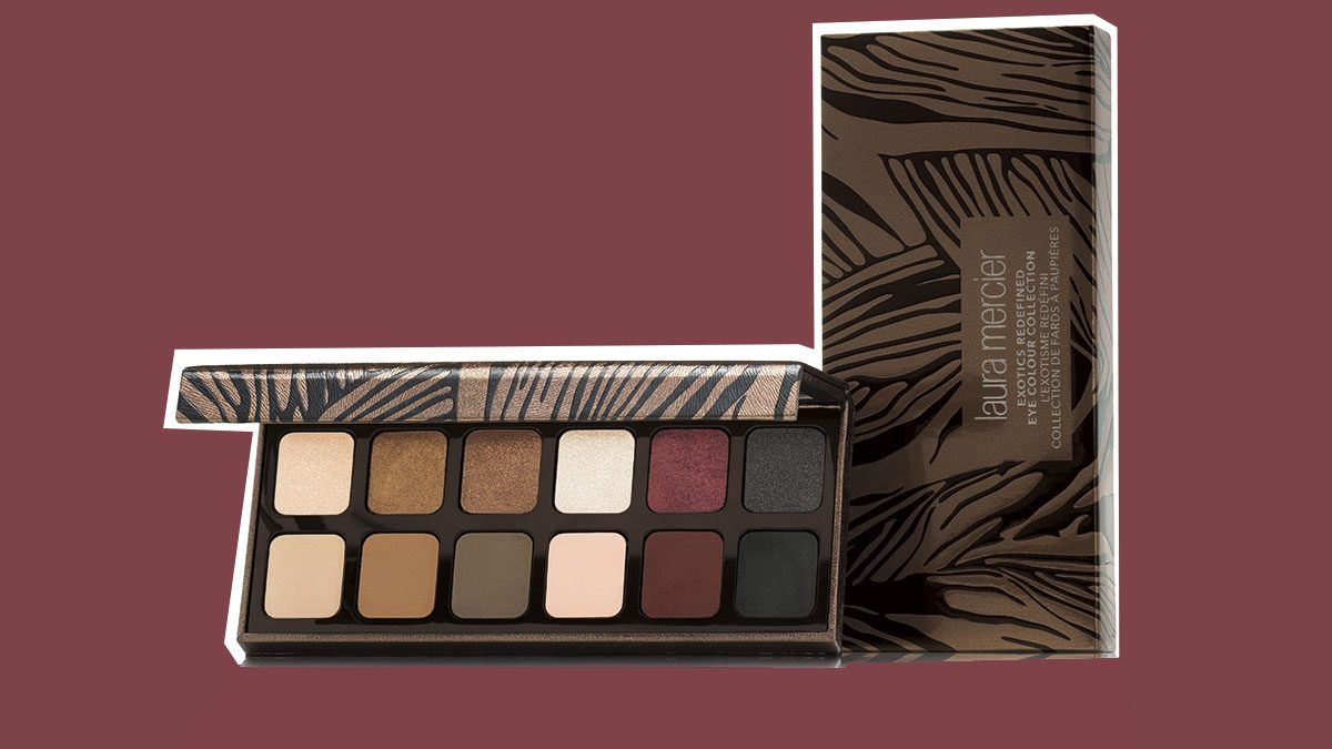 best friend gifts Laura Mercier shadow set