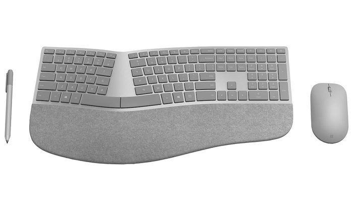 Cyber Monday at Best Buy, keyboard shown