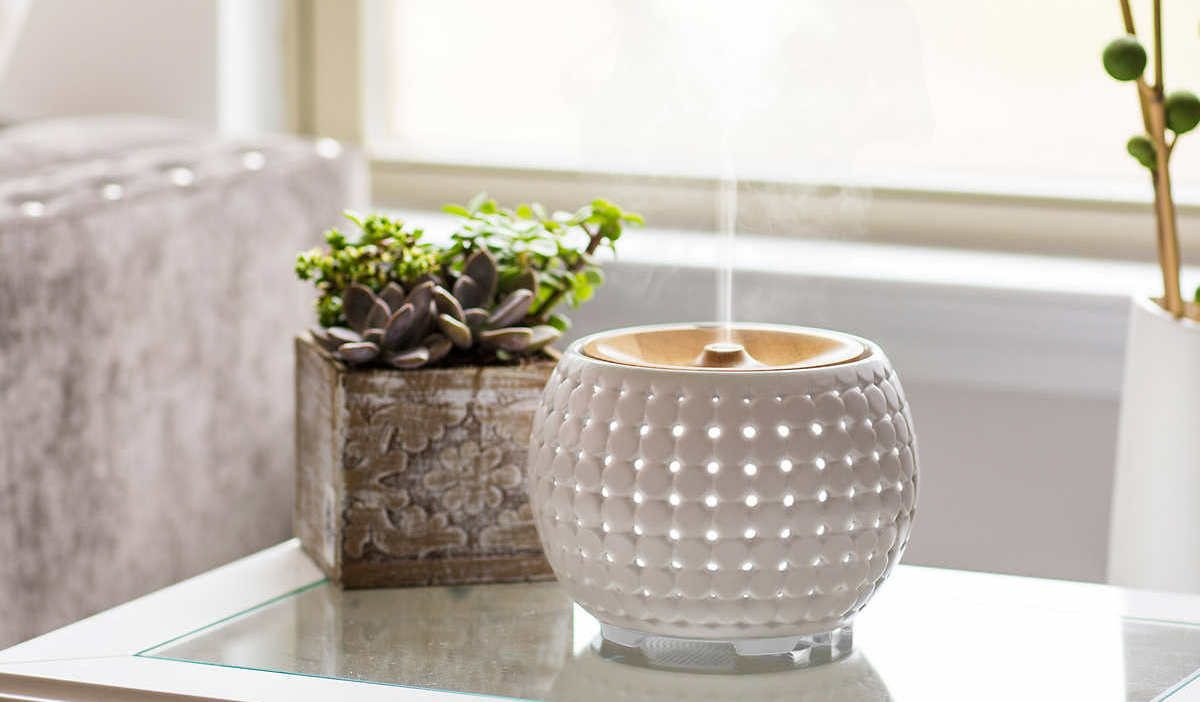 Cyber Monday at Costco, room scent diffuser shown
