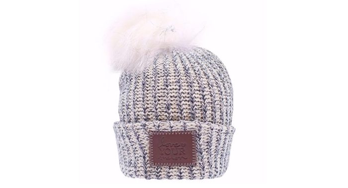 Giving Tuesday Charity Gifts Love Your Melon Pom Beanie