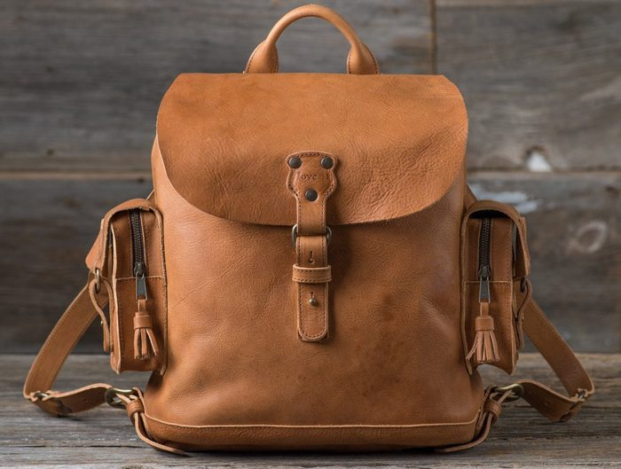 Giving Tuesday Charity Gifts Love41 Wanderers Backpack