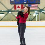 figure skater Kaetlyn Osmond