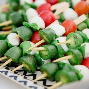 Superfood Nergi Fruit Skewers