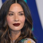 Olivia Munn skin acne, Olivia Munn looking gorgeous on the red carpet