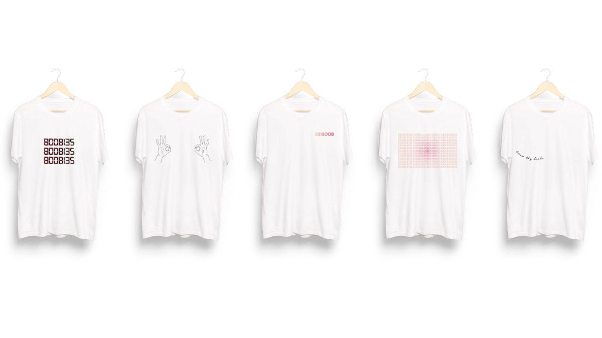 Rethink Breast Cancer HM 8008135 shirts