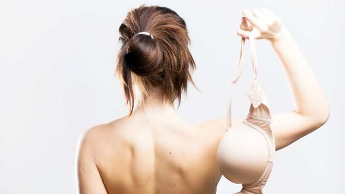 cancer myths, catch cancer from bras