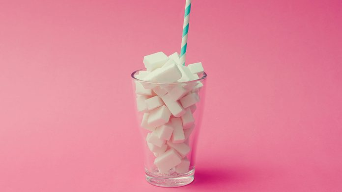 cancer myths sugar