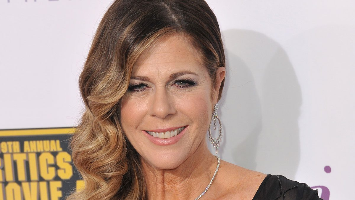 celebrities with breast cancer, Rita Wilson
