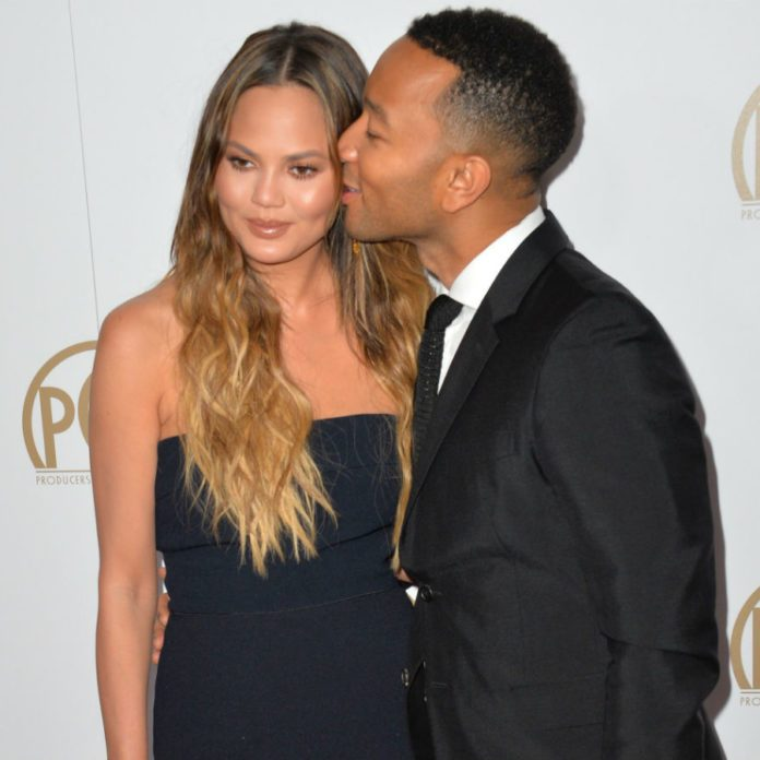 The Healthy Reason Behind Chrissy Teigen and John Legend's Big, Happy Family