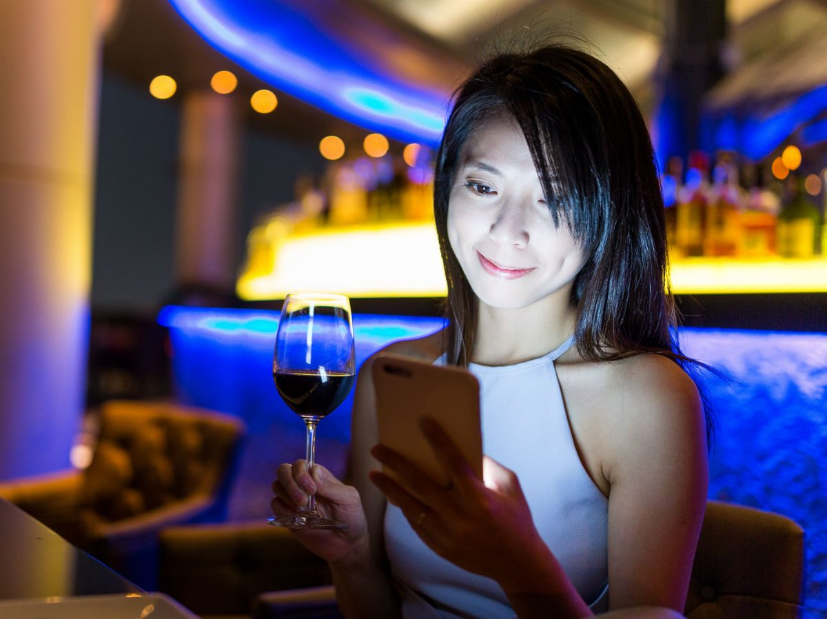 dating app mistakes drinking