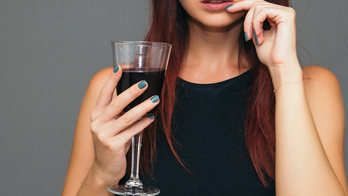 diet tips for sleeping better, wine before bed