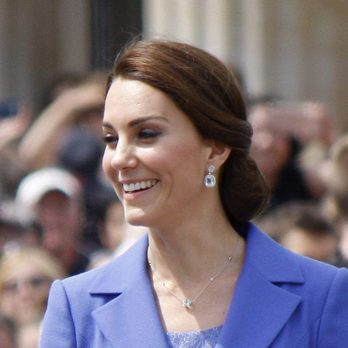 How Princess Kate Doesn't Let Morning Sickness Affect Her Social Duties