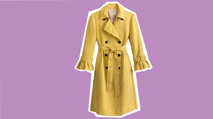 fall jackets 2017 Ann Taylor trench