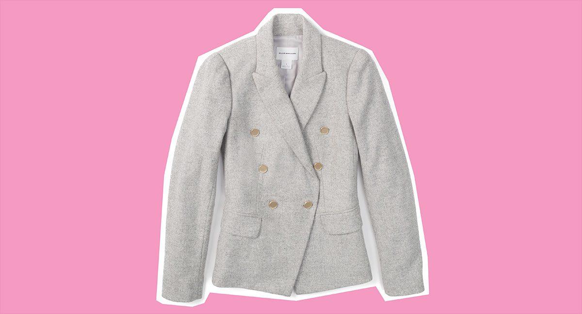 fall jackets 2017 Club Monaco blazer