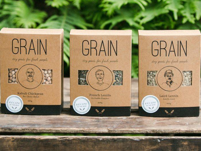 Foodie Gift Ideas: legume bundle