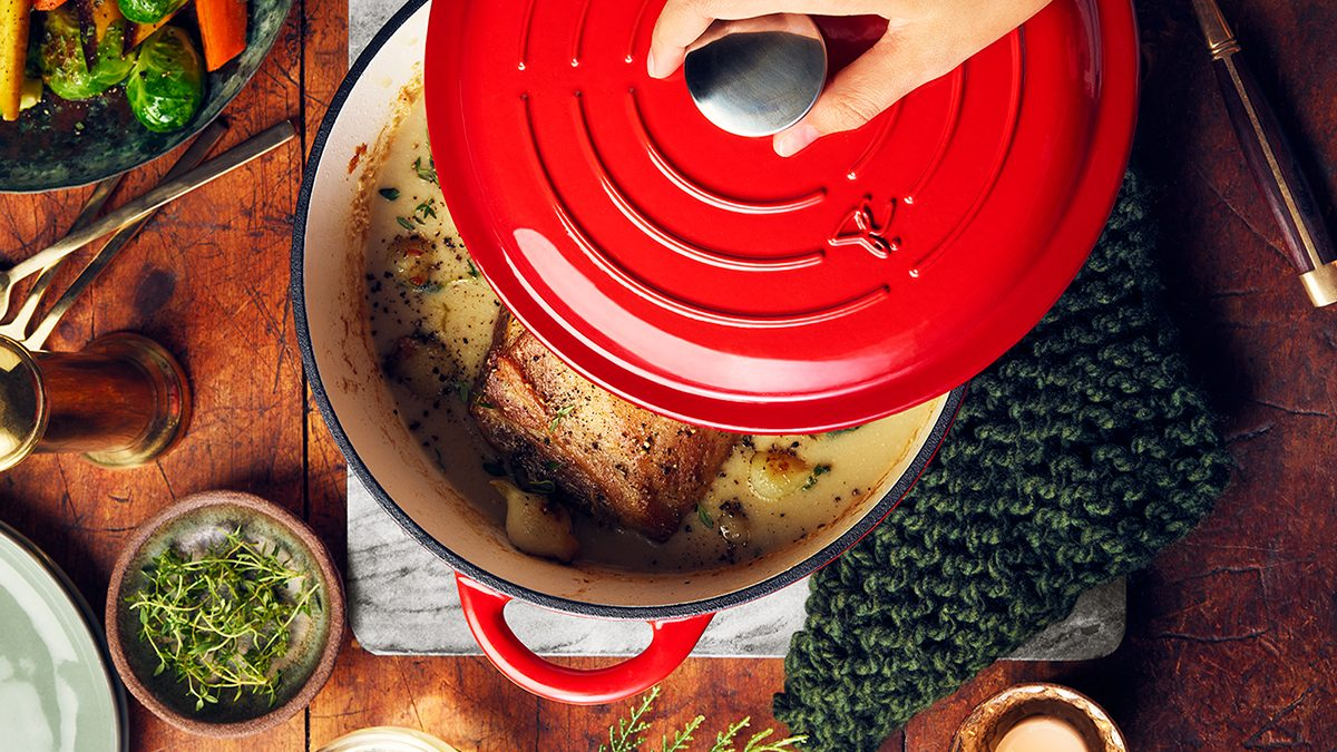 Foodie gift ideas President's Choice Dutch oven