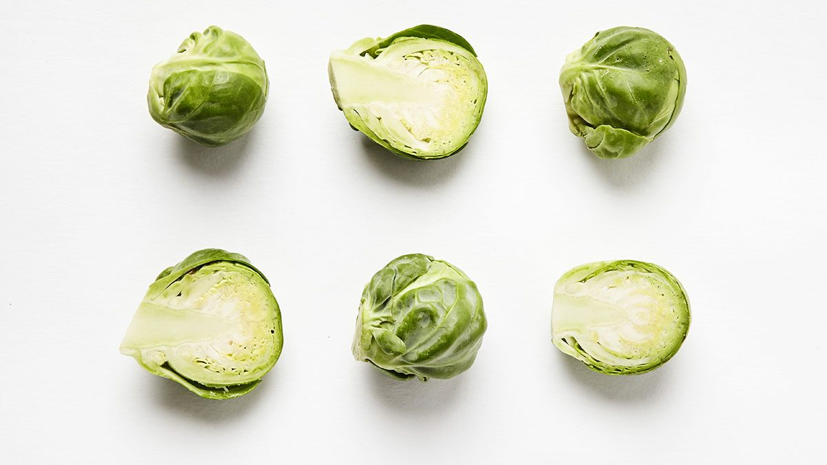 healthliest vegetables brussels sprouts