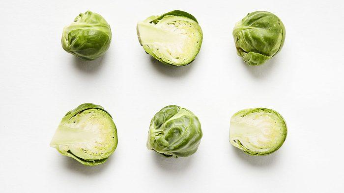 healthliest vegetables brussels sprouts