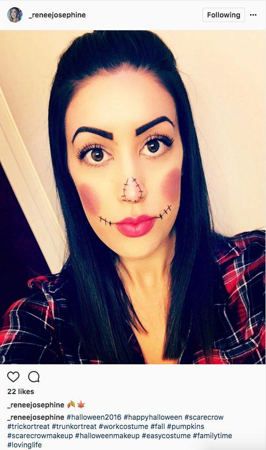 last-minute-halloween-makeup-doll