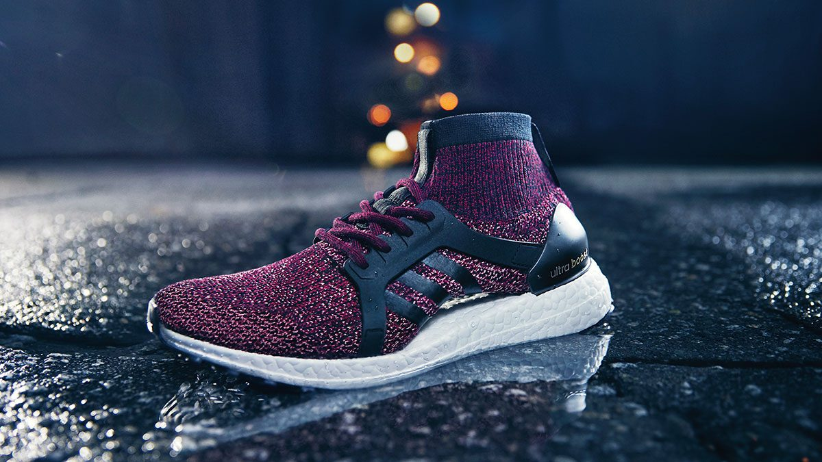 new running shoes Adidas Ultraboost X All terraine