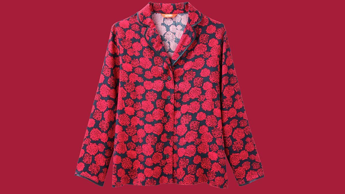 New Year's Eve Colour Joe Fresh pajama top
