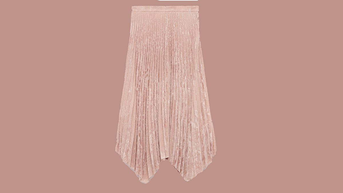 New Year's Eve Colour Wilfred santel skirt