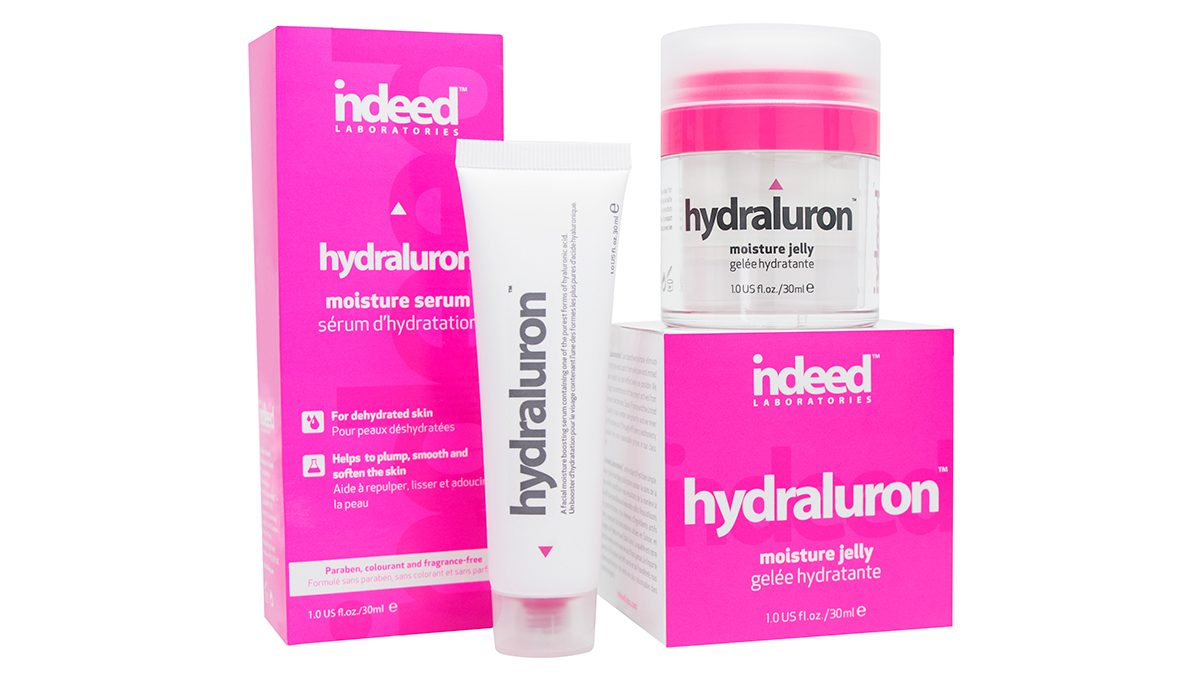 rethink breast cancer indeed labs hydralauron.