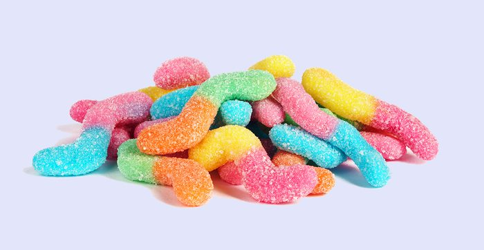 worst halloween candies, sour candy