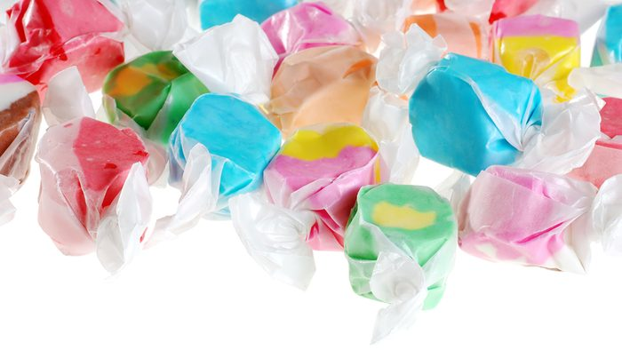 worst halloween candy, chewy candies