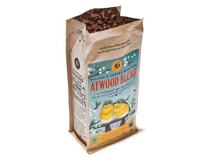 Balzac coffee beans