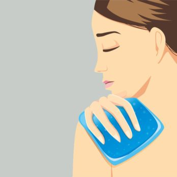 How To Deal With Frozen Shoulder Pain – And Yes, It's A Real Thing!