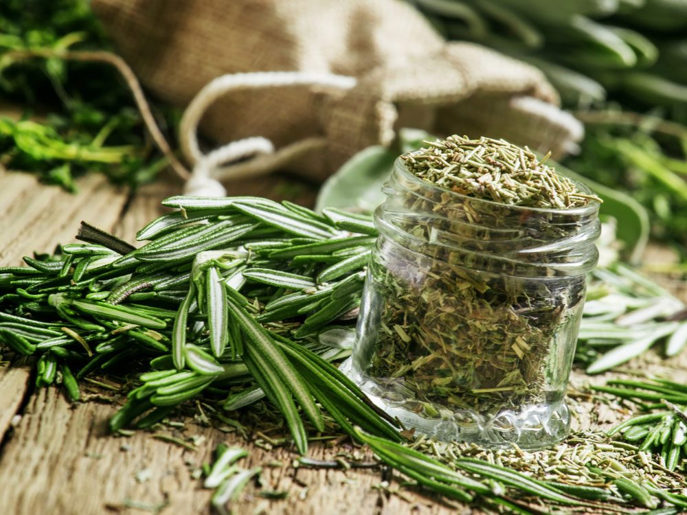 Herbal Remedies, rosemary