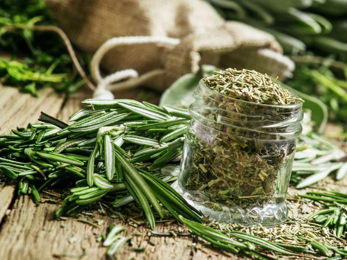 Herbal Remedies, rosemary