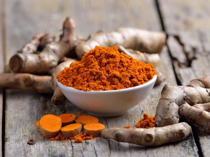 Herbal Remedies, turmeric