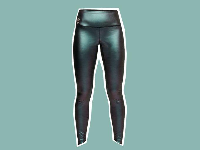 Lindsey Vonn Under Armour Ski Collection leggings