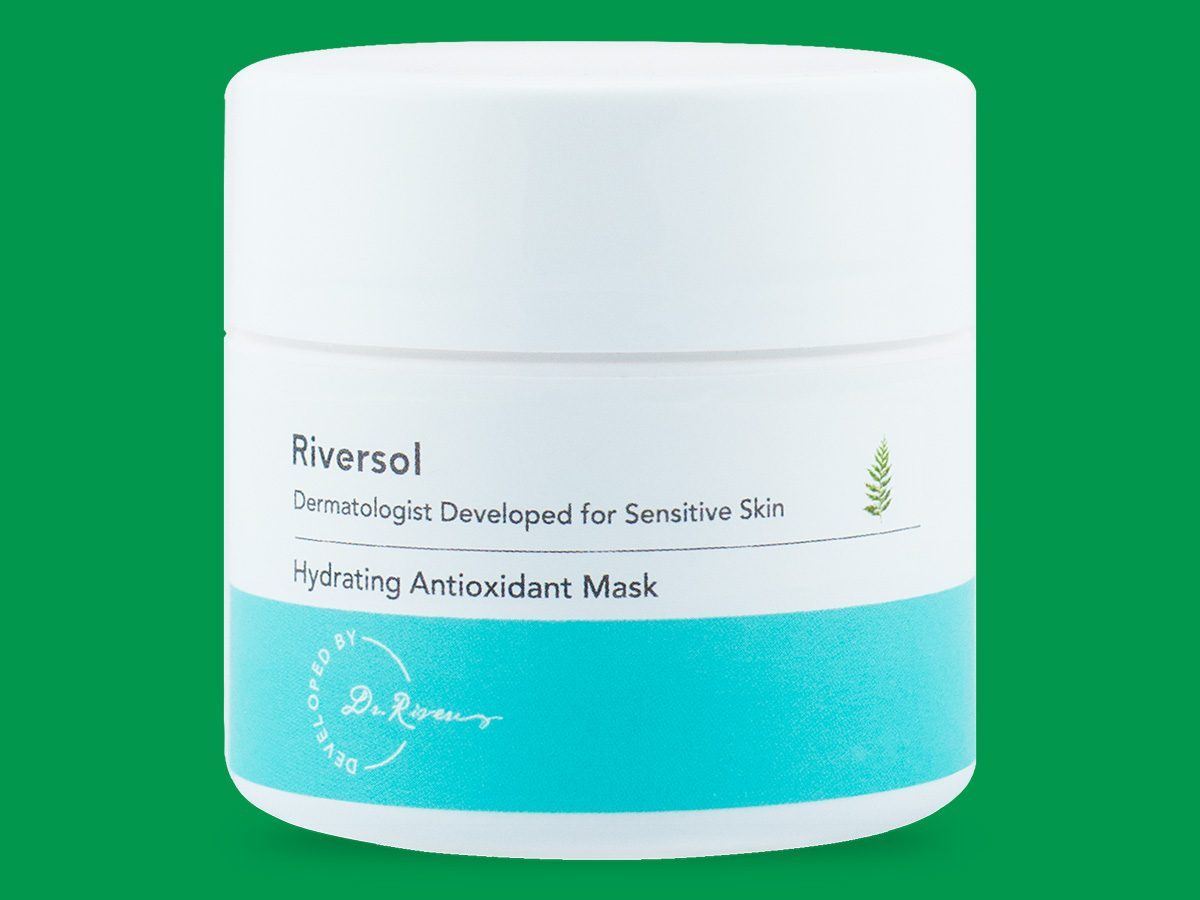 Skin savers Riversol Hydrating Antioxidant Mask