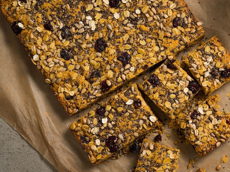 Vegan Energy Bars, Becel