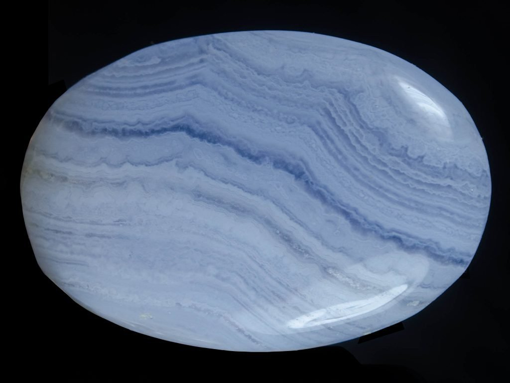 beginners guide to crystals, blue lace agate