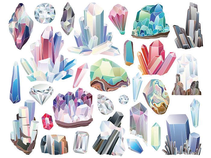 Beginners guide to crystals and their uses