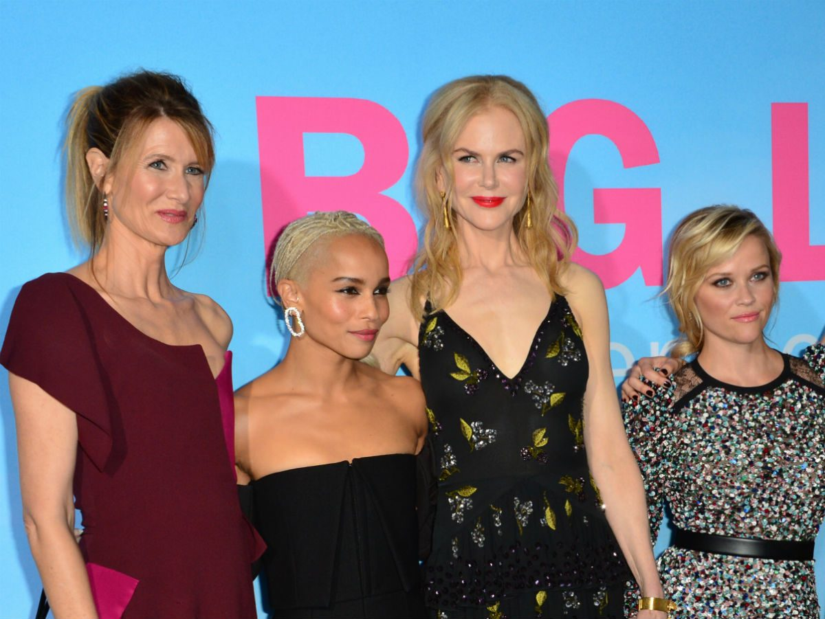 blonde celebrity inspo, blonde cast of Big Little Lies