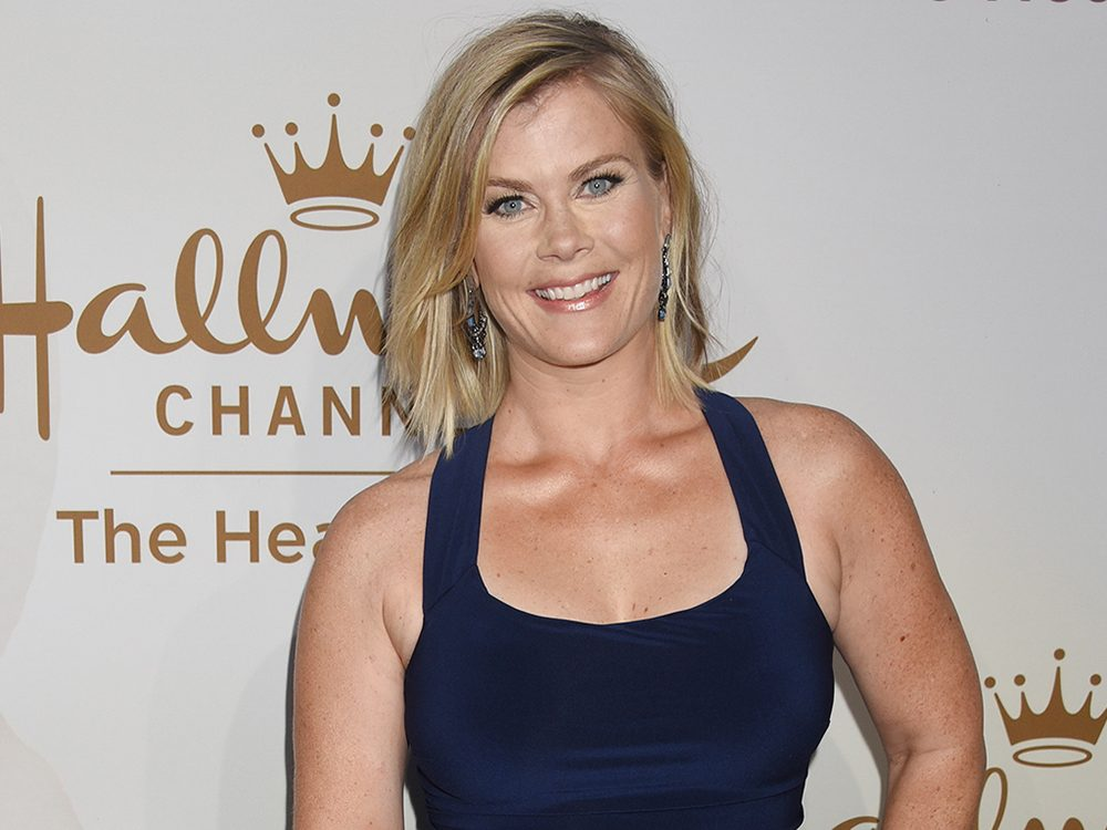 celebrities and body image, Allison Sweeney