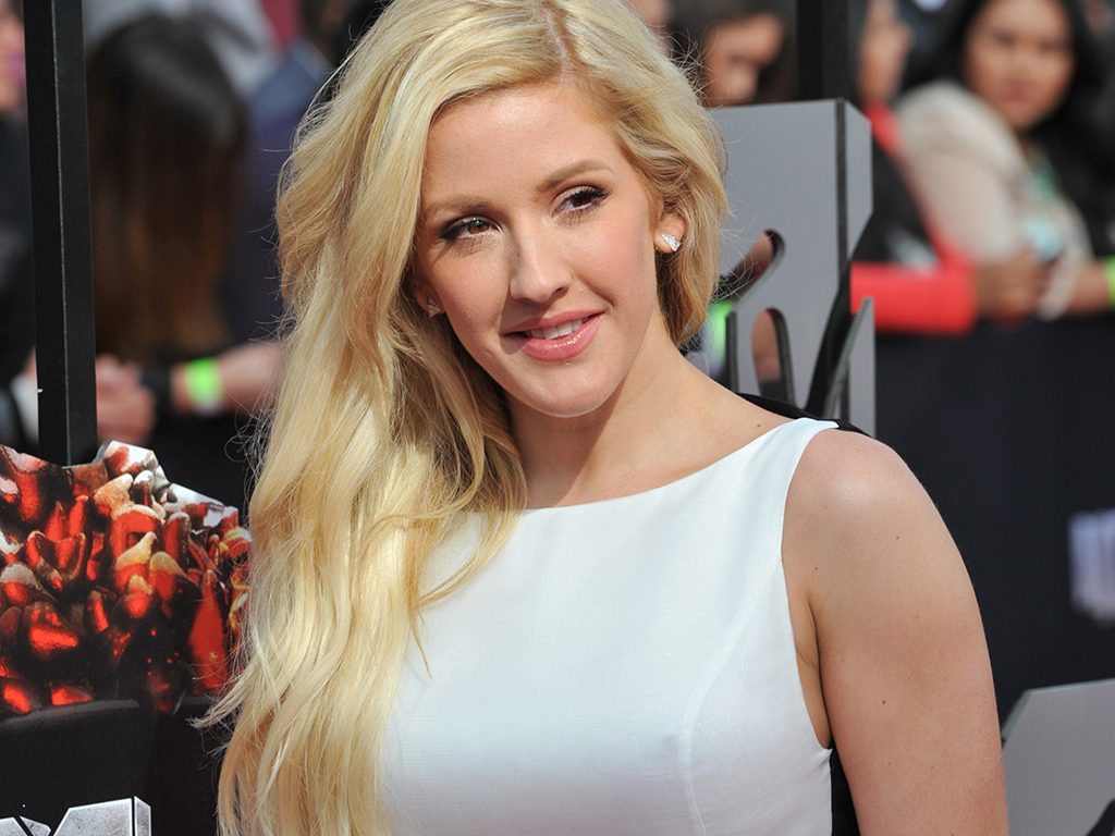 celebrity boxing workout ellie goulding
