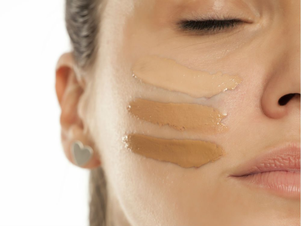 concealer properly You avoid experimenting