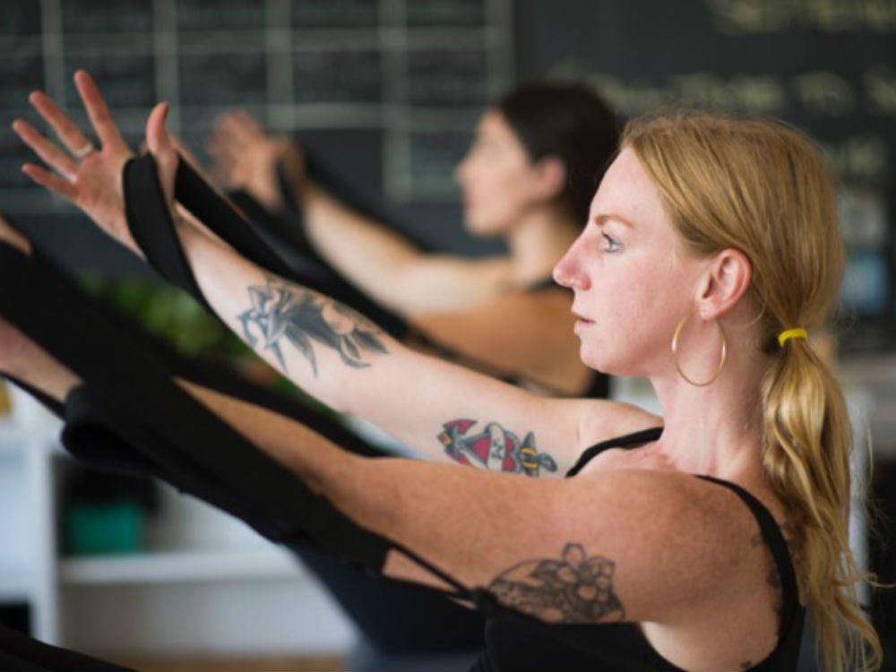 exercise for rheumatoid arthritis Keri OMeara Muse Movement pilates