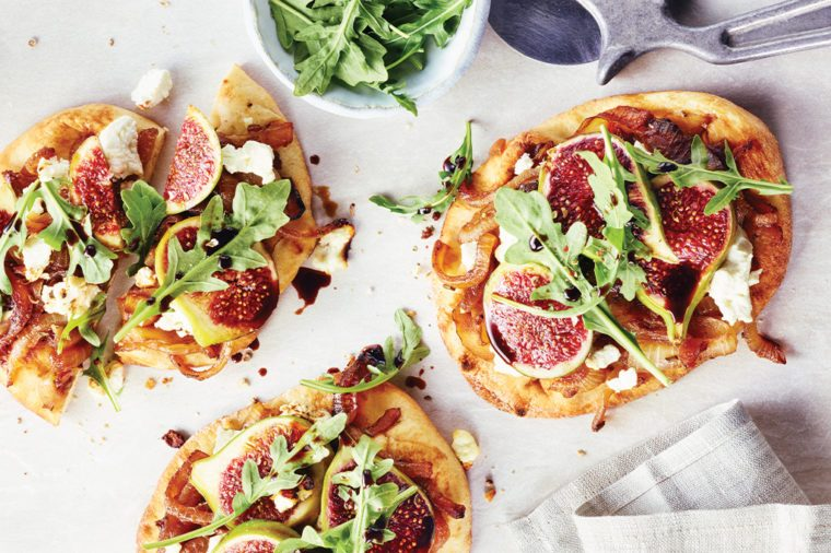fig recipes | fig pizza