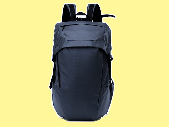 fitness technology 2018 RYU Quick Pack backpack