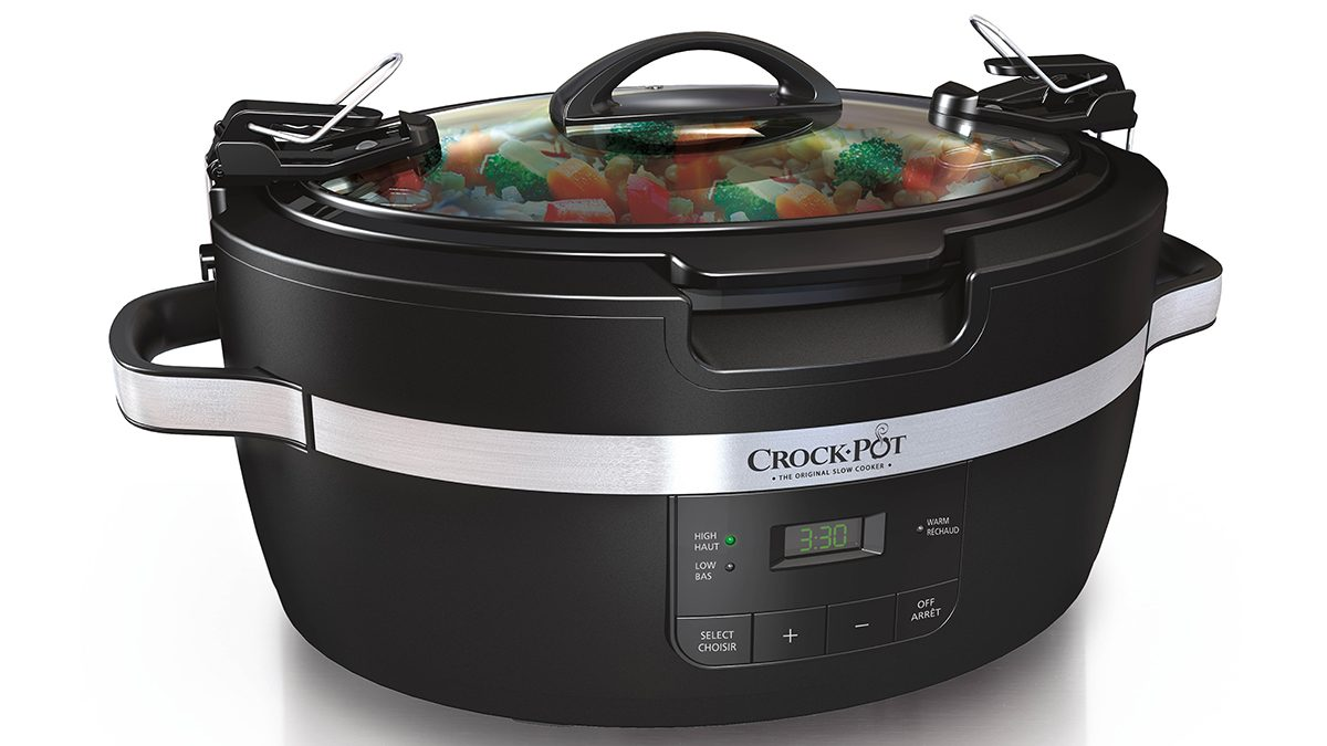 Foodie gift ideas 2017 crock pot