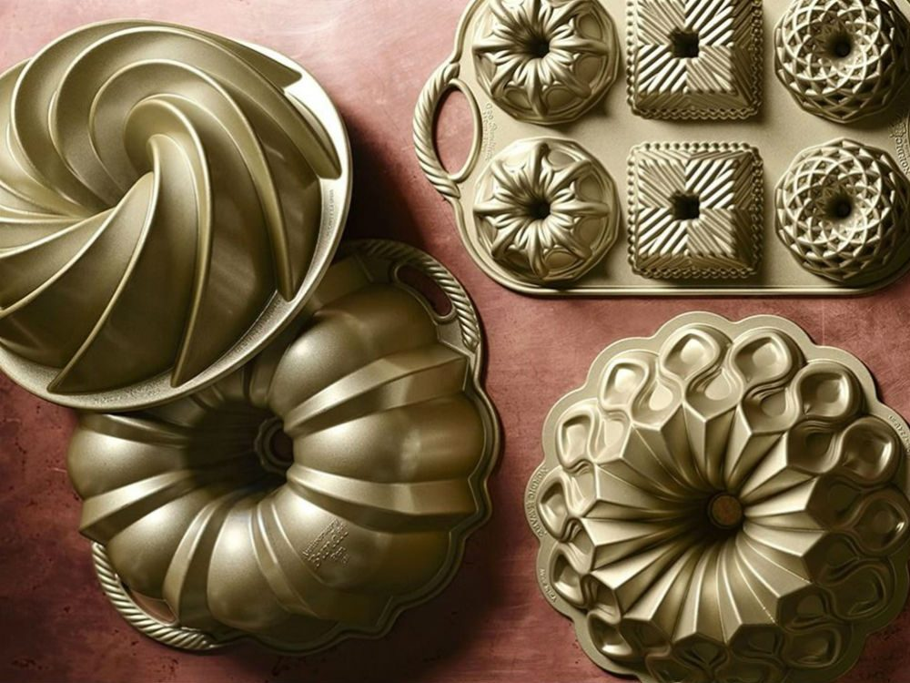 foodie gift ideas Bundt pans